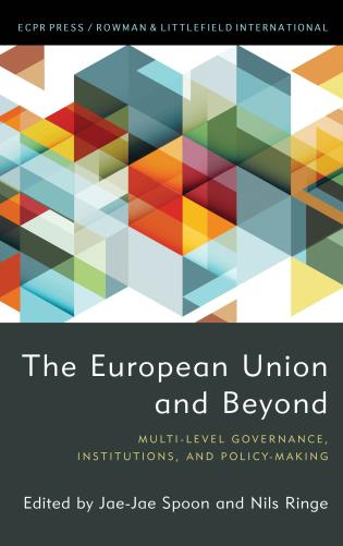 Cover image for the book The European Union and Beyond: Multi-Level Governance, Institutions, and Policy-Making