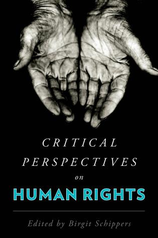 Cover image for the book Critical Perspectives on Human Rights