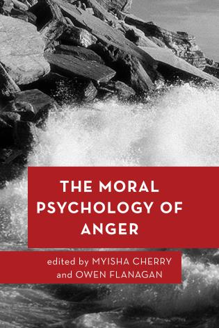 Cover image for the book The Moral Psychology of Anger