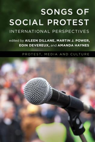 Cover image for the book Songs of Social Protest: International Perspectives