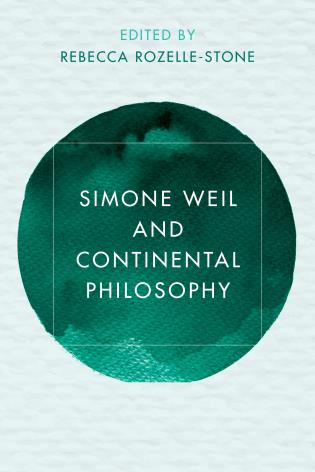 Cover image for the book Simone Weil and Continental Philosophy