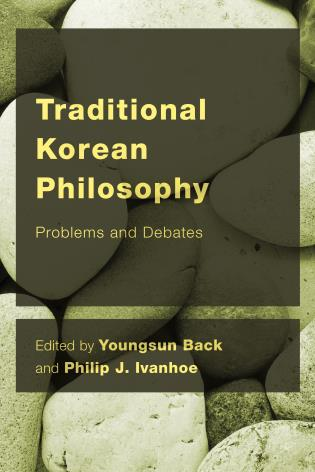 Cover image for the book Traditional Korean Philosophy: Problems and Debates