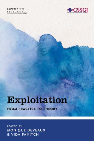 Cover image for the book Exploitation: From Practice to Theory