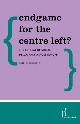 Cover image for the book Endgame for the Centre Left?: The Retreat of Social Democracy Across Europe