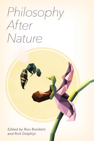 Cover image for the book Philosophy After Nature