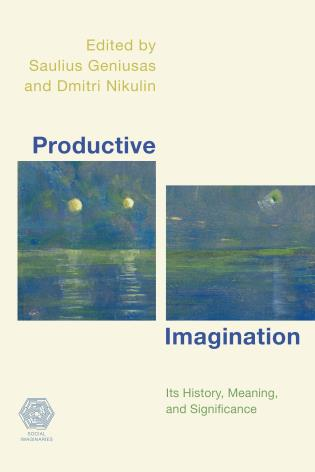 Cover image for the book Productive Imagination: Its History, Meaning and Significance