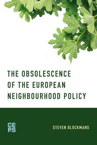 Cover image for the book The Obsolescence of the European Neighbourhood Policy