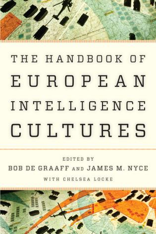Cover image for the book Handbook of European Intelligence Cultures