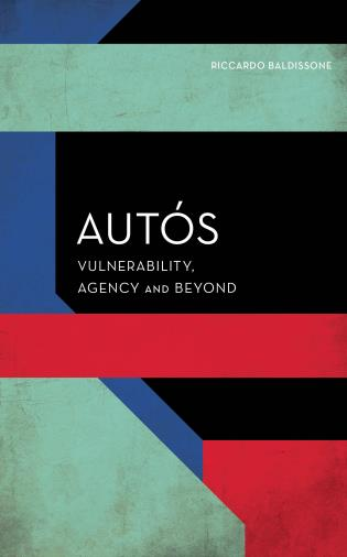 Cover image for the book Autós: Individuation in the European Text