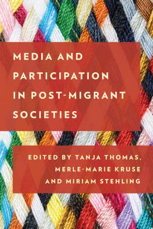 Cover image for the book Media and Participation in Post-Migrant Societies
