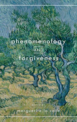 Phenomenology and Forgiveness Couverture du livre