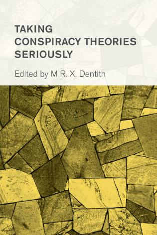 Cover image for the book Taking Conspiracy Theories Seriously