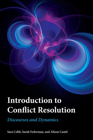 Cover image for the book Introduction to Conflict Resolution: Discourses and Dynamics