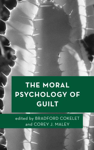 Cover image for the book The Moral Psychology of Guilt
