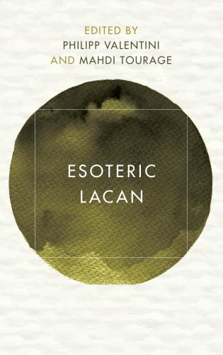 Cover image for the book Esoteric Lacan
