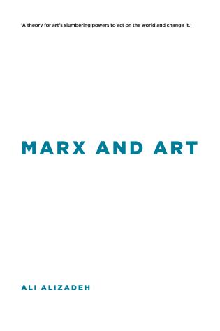 Cover image for the book Marx and Art