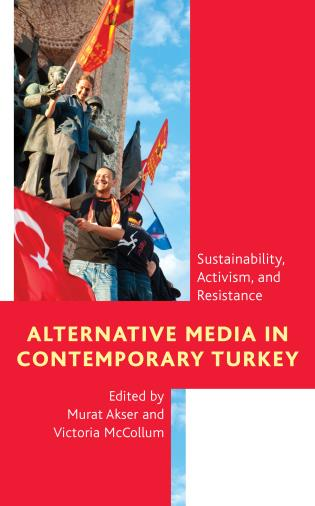 Cover Image of the book titled Alternative Media in Contemporary Turkey