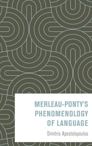 Cover image for the book Merleau-Ponty's Phenomenology of Language