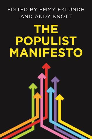 Cover image for the book The Populist Manifesto
