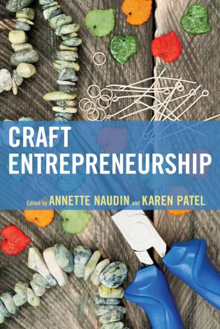 Cover image for the book Craft Entrepreneurship