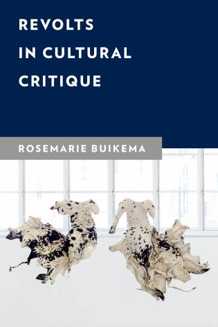 Cover image for the book Revolts in Cultural Critique