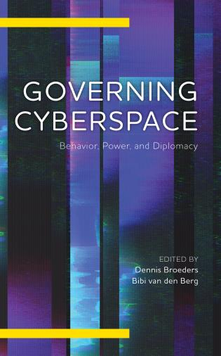 Cover image for the book Governing Cyberspace: Behavior, Power and Diplomacy
