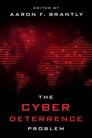 Cover image for the book The Cyber Deterrence Problem