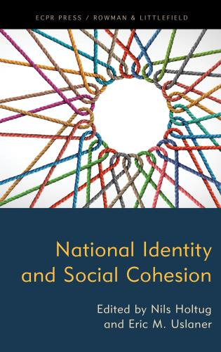 Cover image for the book National Identity and Social Cohesion