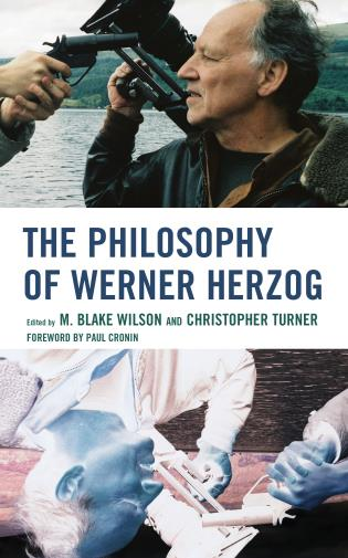 Cover image for the book The Philosophy of Werner Herzog