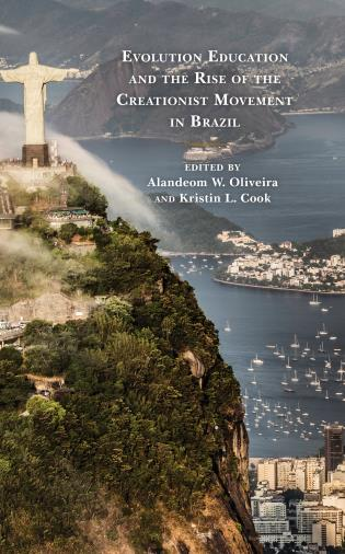 Cover image for the book Evolution Education and the Rise of the Creationist Movement in Brazil
