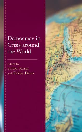 Cover image for the book Democracy in Crisis around the World