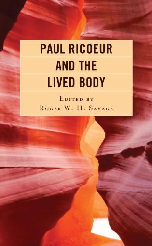 Cover image for the book Paul Ricoeur and the Lived Body