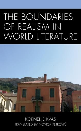 Cover image for the book The Boundaries of Realism in World Literature
