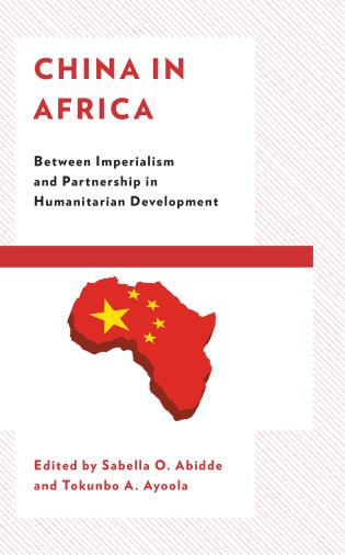 Cover image for the book China in Africa: Between Imperialism and Partnership in Humanitarian Development