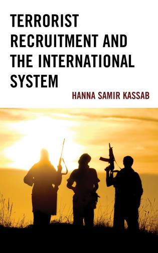 Cover image for the book Terrorist Recruitment and the International System