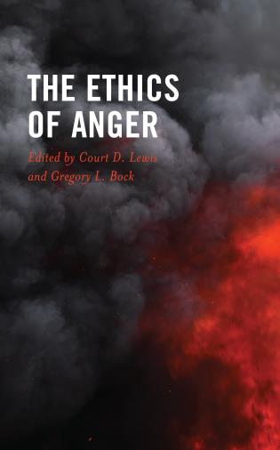 Cover image for the book The Ethics of Anger