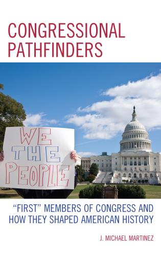 Cover image for the book Congressional Pathfinders: