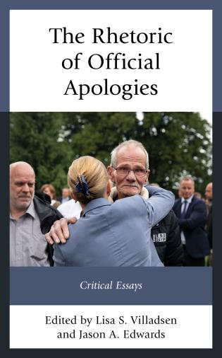 Cover image for the book The Rhetoric of Official Apologies: Critical Essays