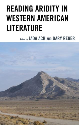 Cover image for the book Reading Aridity in Western American Literature