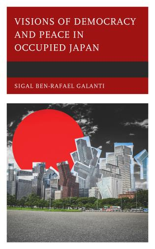 Cover image for the book Visions of Democracy and Peace in Occupied Japan
