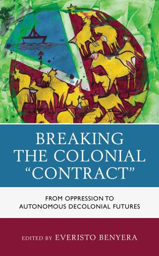 Cover image for the book Breaking the Colonial