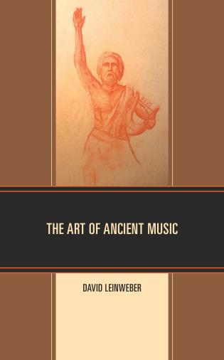 Cover image for the book The Art of Ancient Music