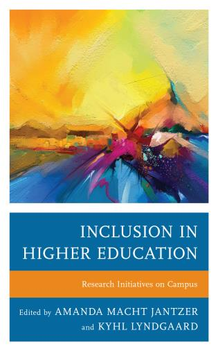 Cover image for the book Inclusion in Higher Education: Research Initiatives on Campus