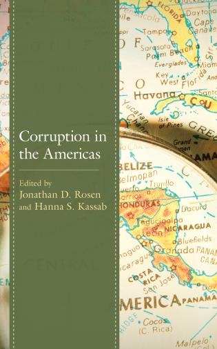 Cover image for the book Corruption in the Americas