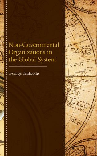 Cover image for the book Non-Governmental Organizations in the Global System