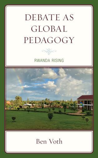 Cover image for the book Debate as Global Pedagogy: Rwanda Rising