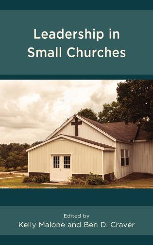 Cover image for the book Leadership in Small Churches