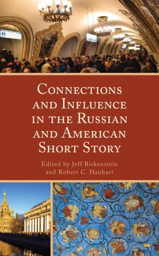 Cover image for the book Connections and Influence in the Russian and American Short Story