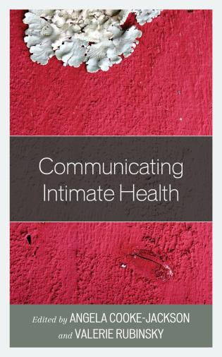 Cover image for the book Communicating Intimate Health