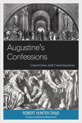 Cover image for the book Augustine's Confessions: Conversion and Consciousness